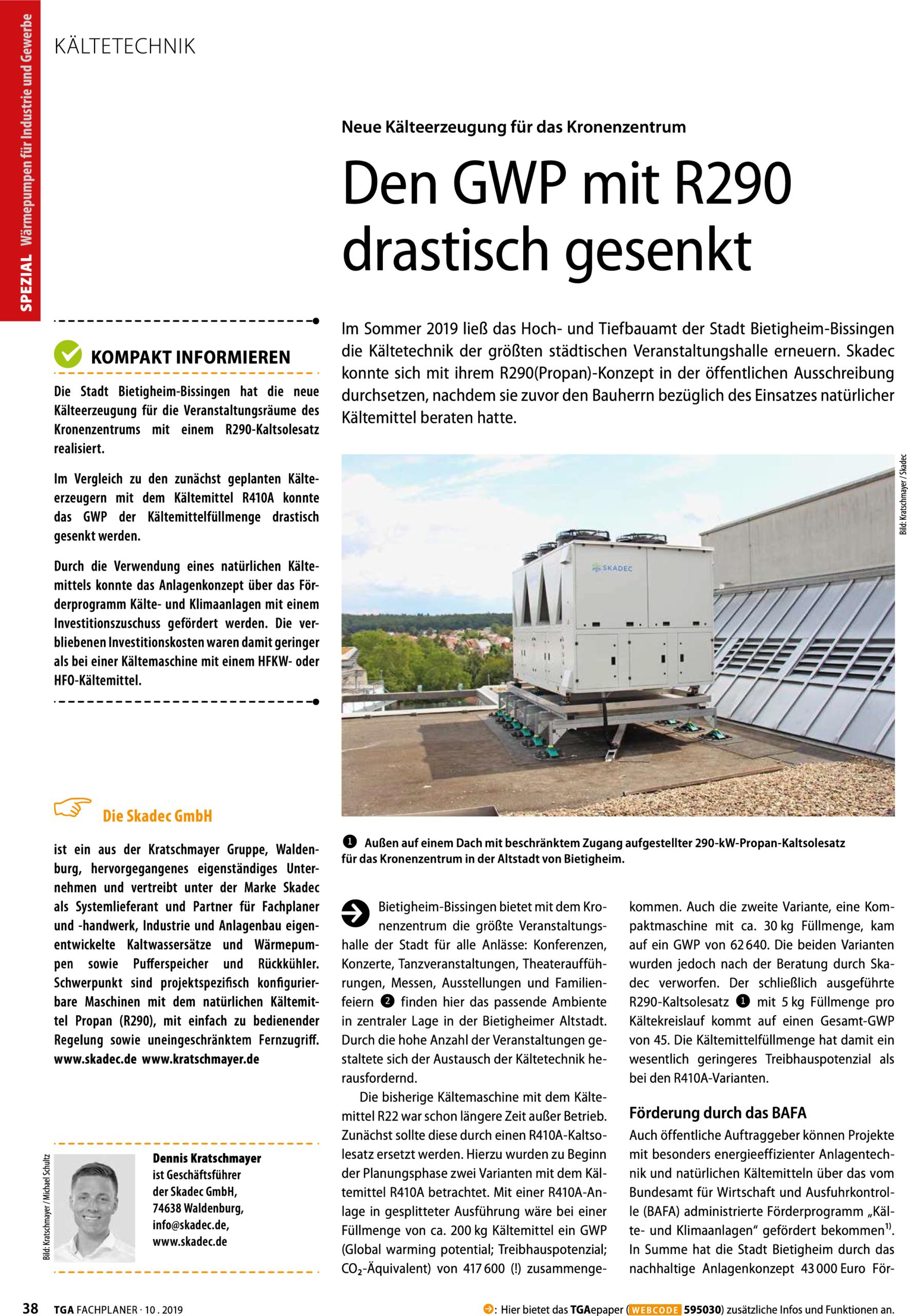 Fachbericht Kronenzentrum Bietigheim Bissingen_1