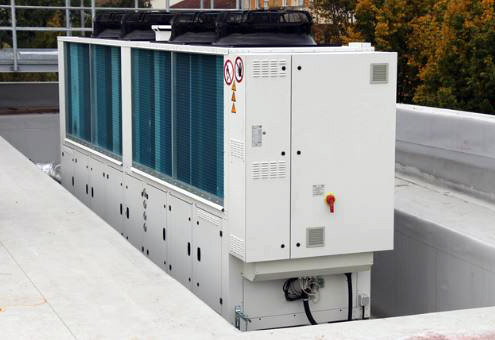 Skadec heat pump