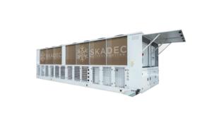 Luftgekühlter Kaltwassersatz von Skadec