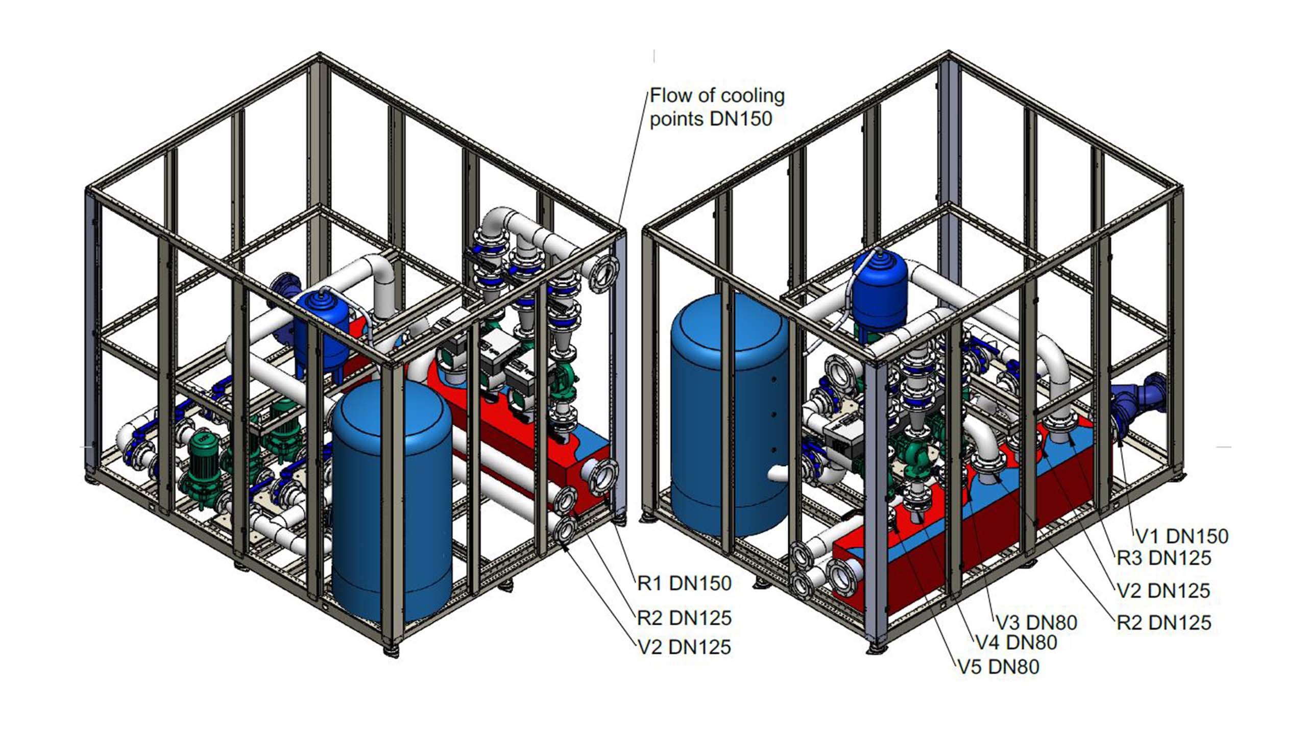 Hydraulic modules
