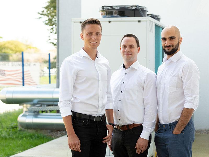 Skadec Sales Team