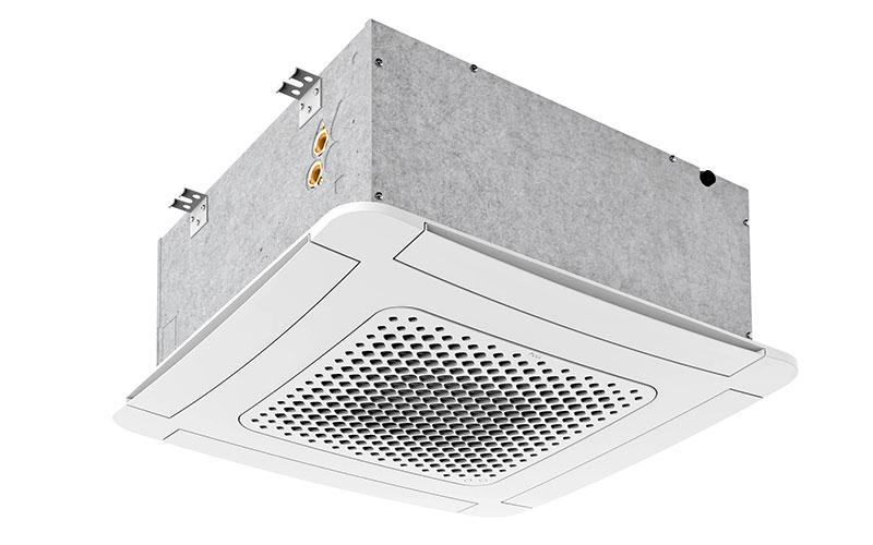 Umluftkühlkonvektoren