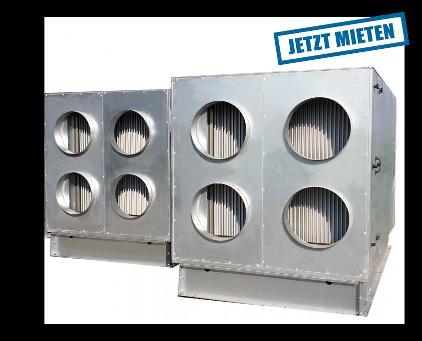 Ventilation unit 150 kW