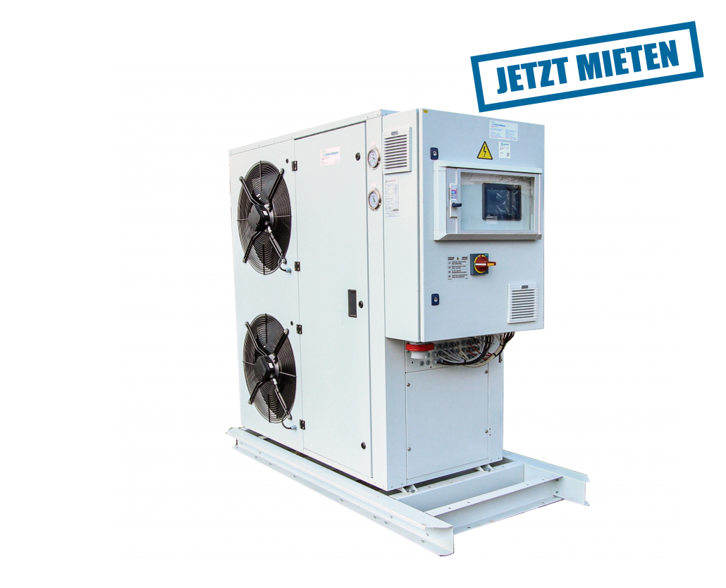 13 kW chiller rental