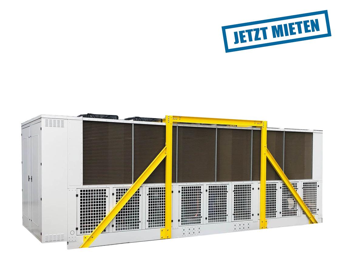 800 kW Maschine