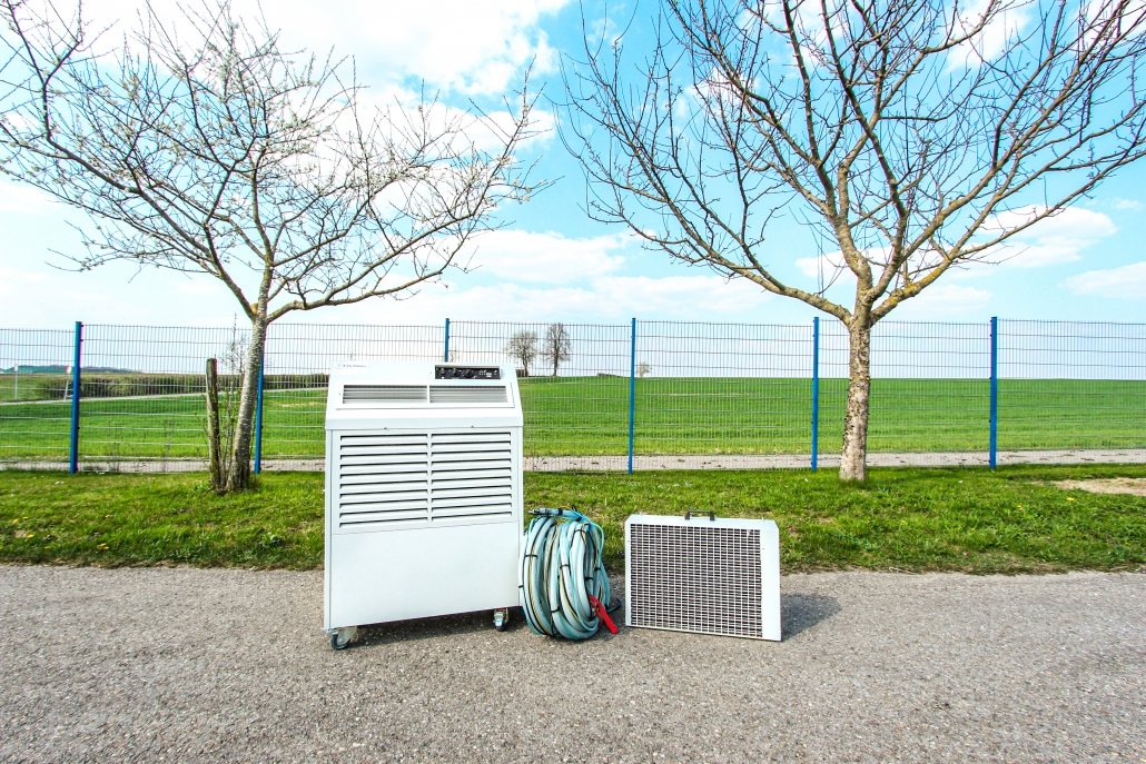 rent air conditioning unit