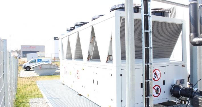 300 kW Chiller