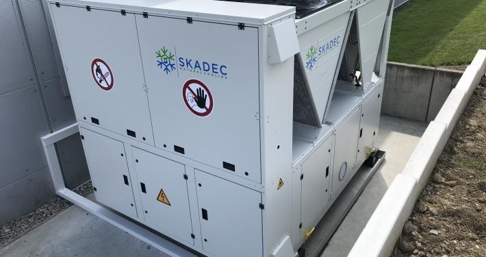117 kW Chiller